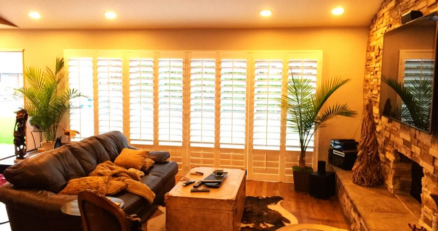 Benefits of shutters